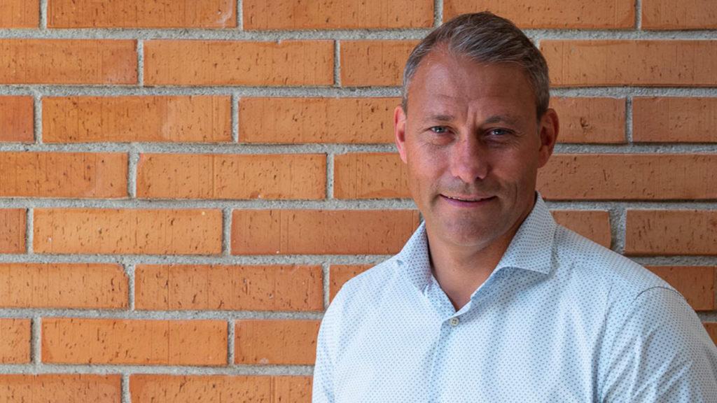 Jörgen Isaksson, VD för Hushagen